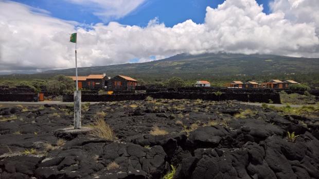 Pico Ostrov Azory