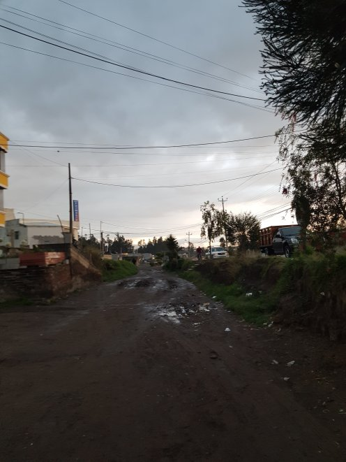 Tababela okolie a ulice