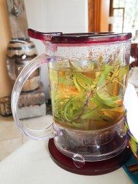Cedronovy čaj