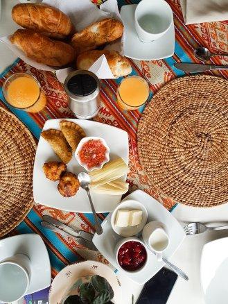 Tababela raňajky