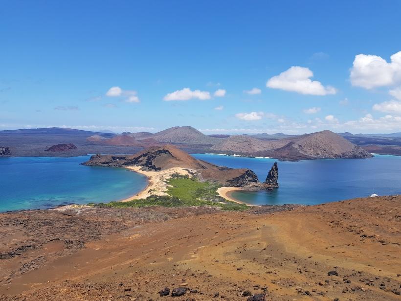 Galapagy isla Bartolome